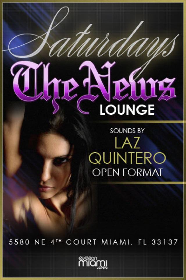 Feb 18th, 2012 – Saturday at News Lounge