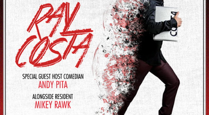 July 27th, 2014 – Saturday's at The News Lounge – Guest Dj Ray Costa Round 3!