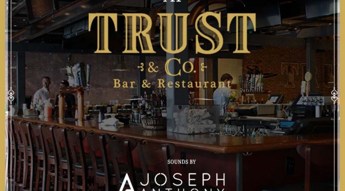 October 8th, 2015 Fridays at Trust & Co.