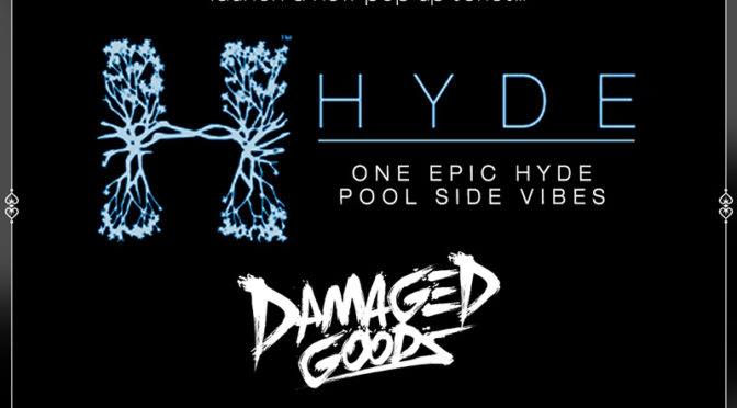 October 9th, 2016 One Epic Hyde Pool Party